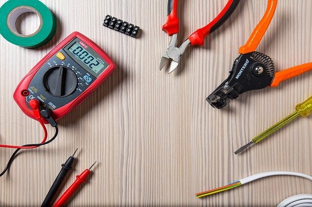tools for electrical wires